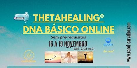 Curso ThetaHealing - DNA BÁSICO tickets
