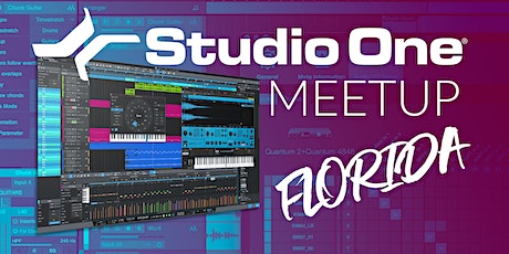 Studio One E-Meetup - Florida tickets