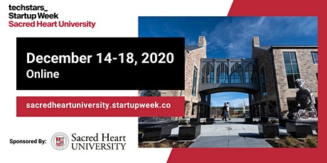 Virtual Techstars Startup Week: Sacred Heart University tickets