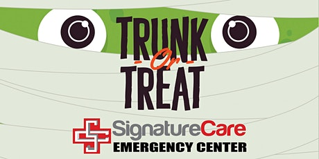 Socially Distanced Trunk or Treat with SignatureCare! tickets