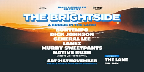 George FM & Bavhu present The Brightside - A Boogie in the Lane!