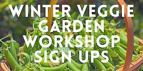 Hope Gardens Regenerative Winter Vegetable Garden Workshops tickets