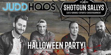 Judd Hoos Halloween Party! tickets