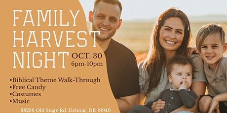 Family Harvest Night tickets
