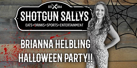 Brianna Helbling & The Outsiders Halloween Party tickets