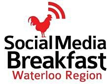 Social Media Breakfast: Waterloo Region logo