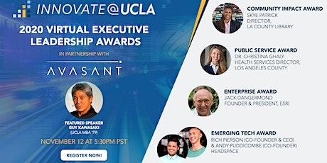 Innovate@UCLA Executive Leadership Awards Virtual Event tickets