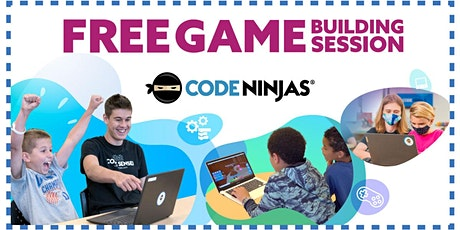 Free Taster Game Building Sessions tickets