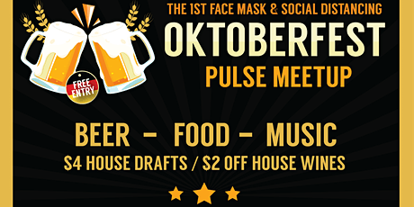 Oktoberfest PULSE Meetup tickets