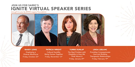Ignite Virtual Speaker Series: Change for a More Inclusive Community tickets