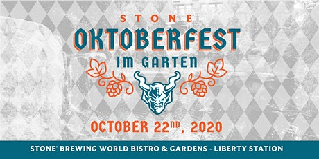Stone Oktoberfest im Garten | Liberty Station tickets