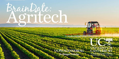 BrainDate: Agritech tickets
