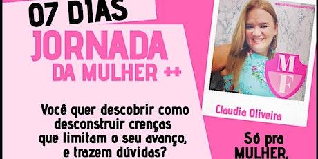 JORNADA DA MULHER ++ entradas