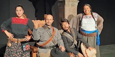 FIAEQ2020 Manjar Teatro, Anecdotario De La Revolución entradas