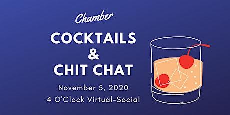 Woodland Chamber - Chamber, Cocktails & Chit Chat biglietti
