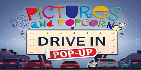 Pictures and Popcorn - Drive In Movie tickets