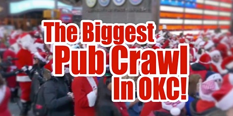 2020 OKC Santa Crawl tickets