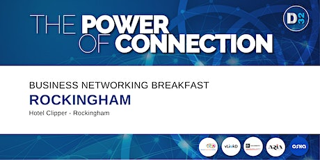 District32 Business Networking Perth – Rockingham – Wed 02nd Dec tickets