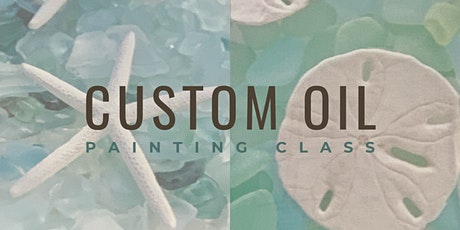 Custom Oil Painting Class with Ronnie Phillips tickets