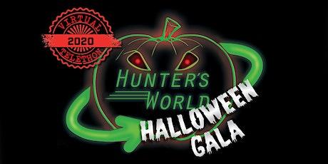HuntersWorld Halloween Gala: 2020 Virtual Telethon tickets