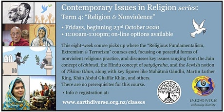 Religion & Nonviolence tickets
