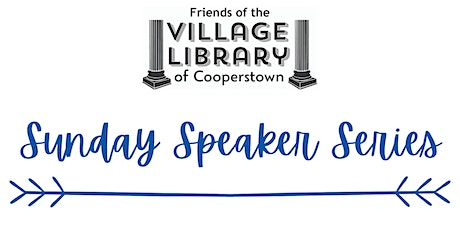 Sunday Speaker Series: Community Book Read & Discussion with George Hovis tickets