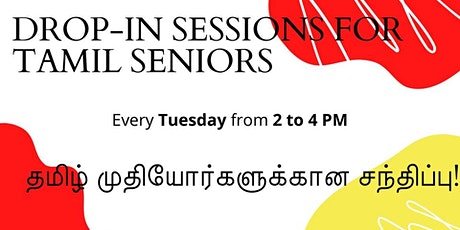 Senior Drop-In Sessions tickets