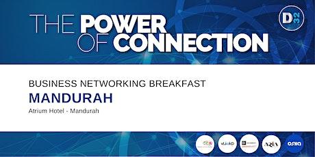 District32 Business Networking Perth – Mandurah - Fri 04th Dec tickets