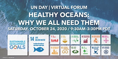United Nations Day — Healthy Oceans: Why We All Need Them tickets