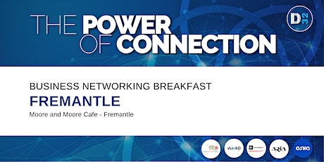 District32 Business Networking Perth – Fremantle - Wed 09th Dec tickets