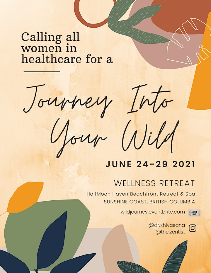 Journey Into Your Wild | Wellness Retreat for Women in Healthcare image