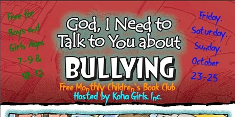 Free Children's Book club will help kids be sensitive to other's feelings. tickets