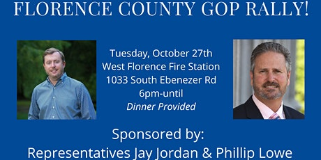 Florence County Republican Rally tickets