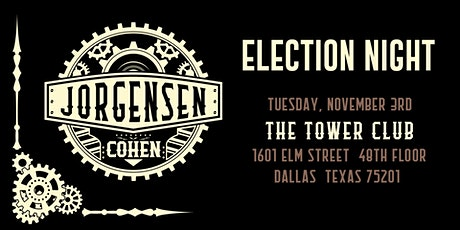 Official Election Night Party: Dallas TX tickets