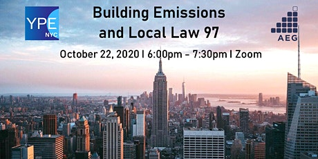 Virtual Panel Event: Building Emissions and Local Law 97 tickets