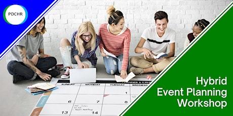 PDCHR Hybrid Event Planning Workshop tickets