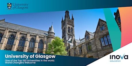 Estudia en la Universidad de Glasgow - sesión informativa en línea entradas