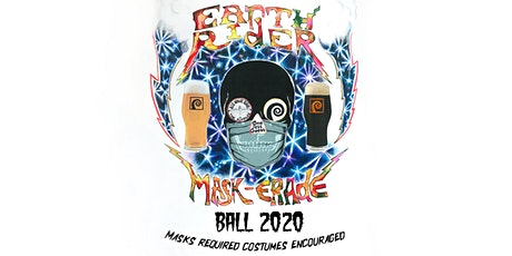 Earth Rider Brewery Halloween  Mask-erade Ball tickets