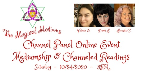 Psychic Readings and Mediumship Event, Magical Mediums Channel Panel tickets