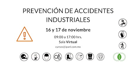 Prevención de Accidentes Industriales tickets