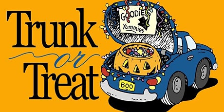 DRIVE THRU TRUNK OR TREAT EVENT tickets