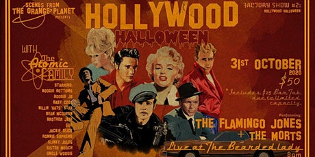 Factory Show #2: Hollywood Halloween tickets