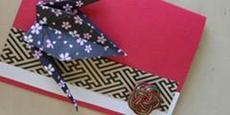 Furoshiki and Japanese Card Making tickets