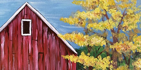 Fall Barn Painting 10/22 at Elm Creek Brewing tickets