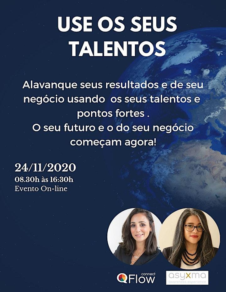 Imagem do evento Workshop   Alavanque seus resultados usando os seus Talentos - Gallup
