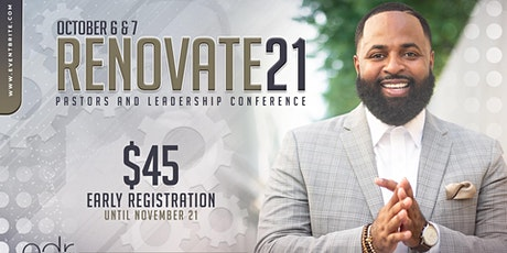 RENOVATE 21: Pastors and Leadership Conference tickets