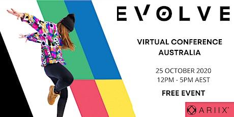 "ARIIX 2020 ""Evolve"" Virtual Conference tickets"