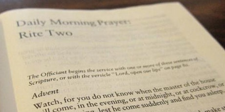 Worship Leader Training: How to lead Morning Prayer tickets