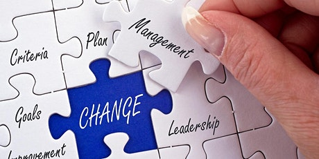 Change Management Masterclass tickets