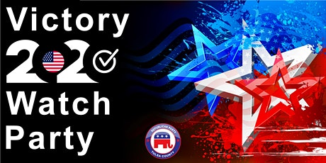 Tulsa County GOP Victory 2020 Watch Party tickets